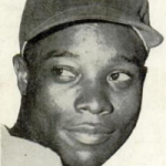 Sandy Amorós, outfielder for the Brooklyn Dodgers 1952-1960.